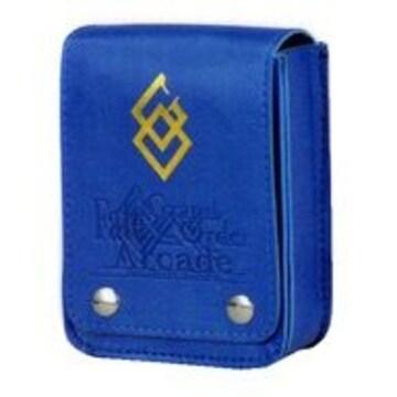Fate/Grand Order Arcade カードケース 青