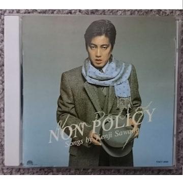 KF  沢田研二  NON POLICY (ノン ポリシー)