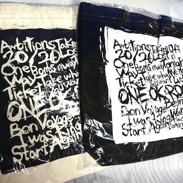 ONE OK ROCK☆トートバッグ2個組☆☆新品未開封☆送料無料☆