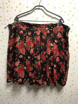 10Lサイズ ショート丈 パンツスカート