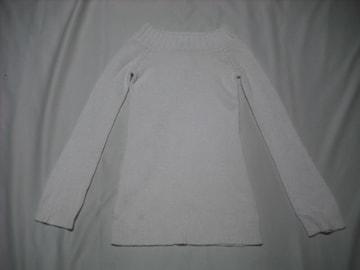 77 女 RALPH LAUREN ラルフローレン チュニックセーター Sサイズ