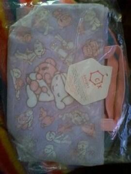 森チャックス☆デザイントートバック★グルーミー保冷バッグ
