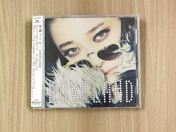 加藤ミリヤCD 「LOVELAND」通常盤●