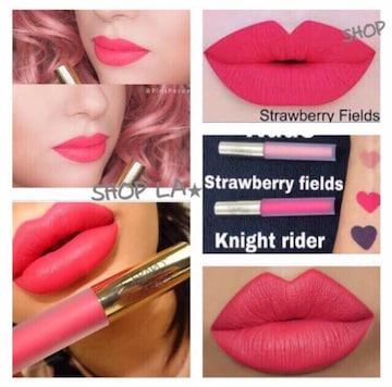 日本未発売 Hydra Matte Lipstick★ STRAWBERRY FIELDS
