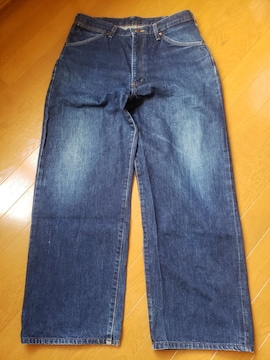 ☆USED☆Wranglerラングラー☆ジーンズ☆w83