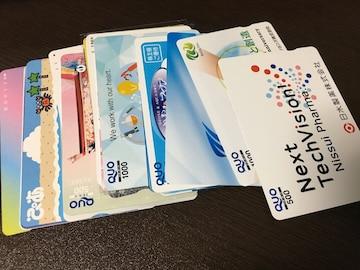 送料込 即決 未使用 クオカード 2000円分 QUOカード