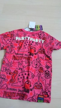 partyparty新品タグ付100発光T