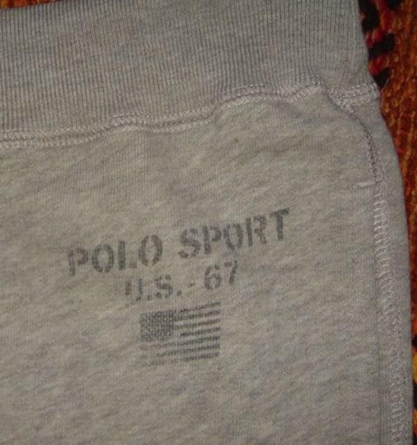 ラルフローレン POLO Sport スウェットパンツ < ブランドの