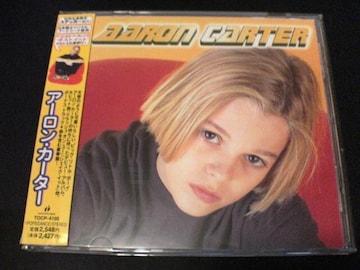 アーロンカーターCD AARON CARTER初回廃盤