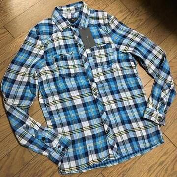 新品ZARA MAN チェックシャツ ザラ