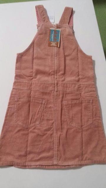 【新品タグ付】BeBe 140�pジャンパースカート < ブランドの