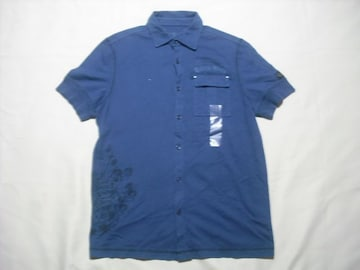 61 男 CK CALVIN KLEIN カルバンクライン 半袖シャツ Sサイズ