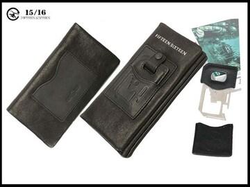 新品 フィフティンシクスティン1516 箱付き ロング皮財布-12