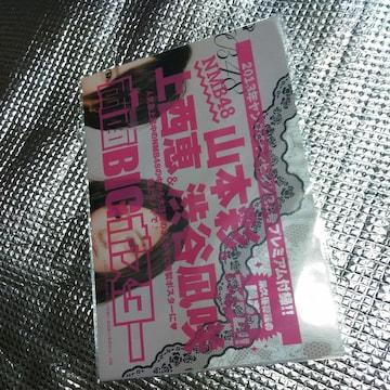 〈 NMB48 〉山本彩、上西恵、渋谷凪咲  両面BIGポスター