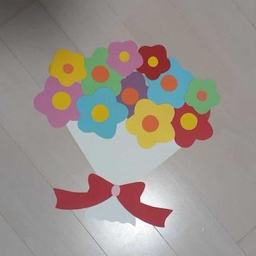 壁面 花束