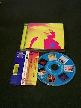"""松岡英明 """"18"""" 帯付 97年盤 ベスト BEST"""