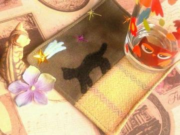 ハンドメイド*・゚流れ星☆彡夜のお散歩ネココースター家Cafe〜*゚大人