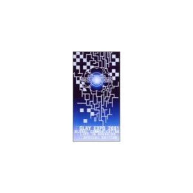 GLAY EXPO 2001 GLOBAL COMMUNICATION LIVE☆即決  < タレントグッズの