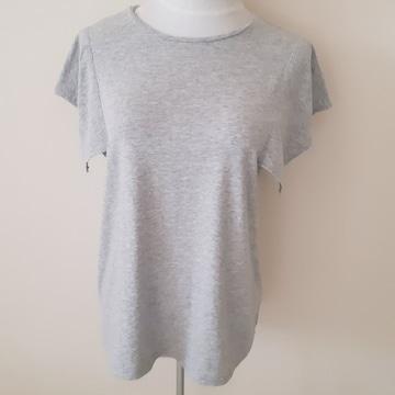 ◆美品◆GU◆ジーユー◆グレー◆デザインTシャツ◆L