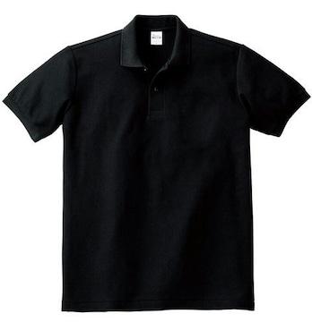 ☆新品〓Lスタンダード鹿の子ポロシャツ