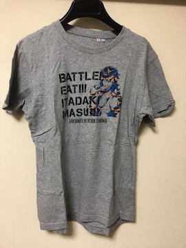 ユニクロ/TORIKO/半袖Tシャツ/グレー/Sサイズ