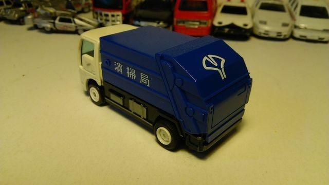 B/O 電池で動く、  トミカ     清掃車
