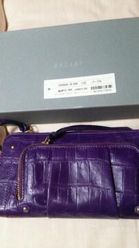 新品サザビー財布