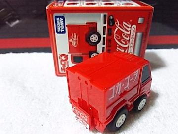 コカコーラ 配送トラック シークレット ジャパン