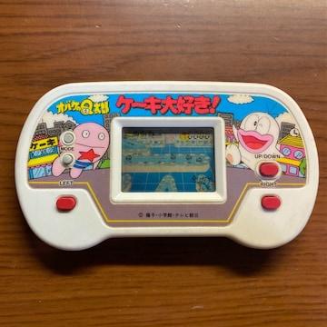 ☆超希少☆オバケのQ太郎 ケーキ大好き 1990年 ゲームウォッチ