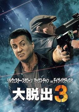 ★国内正規 DVD新品★ 大脱出3  管理ワー15