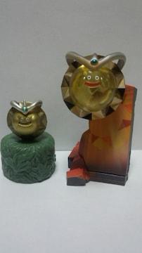 ドラゴンクエスト モンスターズギャラリー4 ゴールデンスライム開封品&ボトルキャップ