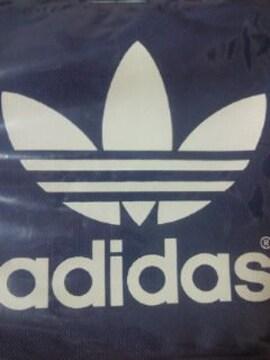 adidas アディダス ブランド ロゴ マーク リュックサック ネイビー オレンジ バッグ