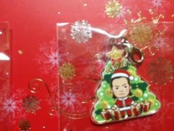 ♪お台場えぐがちゃアクリルチャームクリスマスver.♪HIRO☆