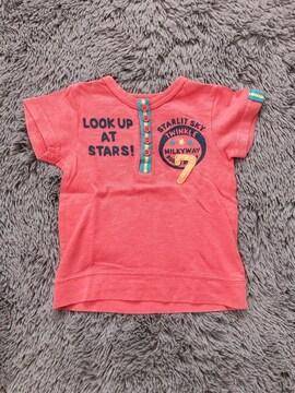 Boomy Roomy★半袖Tシャツ90