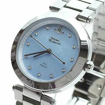 ヴィヴィアンウエストウッド  腕時計 レディース VV206BLSL