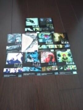 hide(X JAPAN)[トレカ10枚SET]