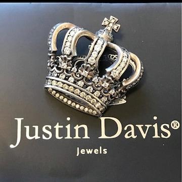 ◆JUSTIN DAVIS◆GATSBY PENDANT◆クラウンペンダント◆86,100円