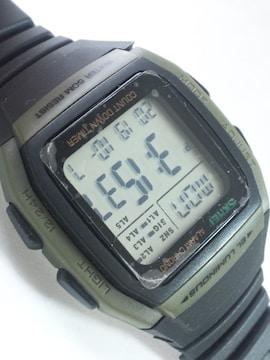 10650/SKMEI未使用品アラーム機能付きクロノグラフデジタルウォッチモデル
