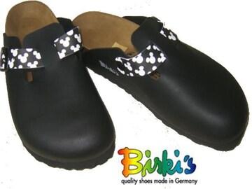 ビルキー ドイツ製ビルケンシュトック ウッドビー115863黒37