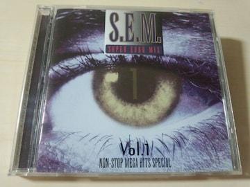 CD「S.E.M.(スーパー・ユーロ・ミックス)Vol.1ノン・ストップ」