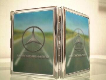 ★必見★Mercedes-Benz★シガレットケース&ライター★新品★SALE