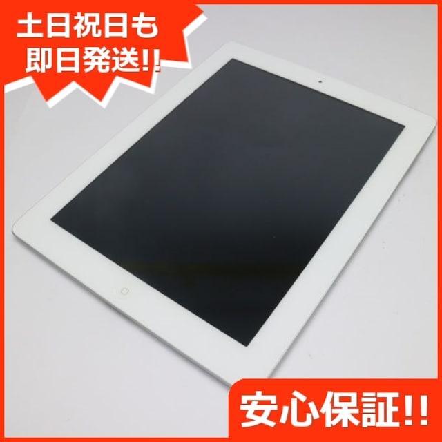 ●安心保証●美品●iPad2 Wi-Fi 16GB ホワイト●  < PC本体/周辺機器の
