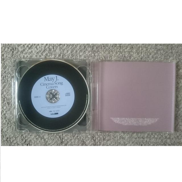 KF  May J. Cinema Song Covers 2CD < タレントグッズの