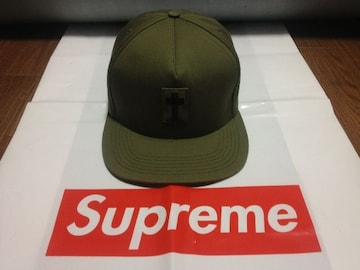 Supreme 2013 Fall/Winter Collection  Cross 5-Panel