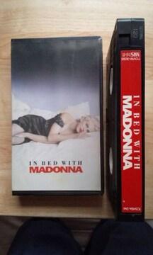 VHSビデオ 洋画 マドンナ、アガサ スキゾイド