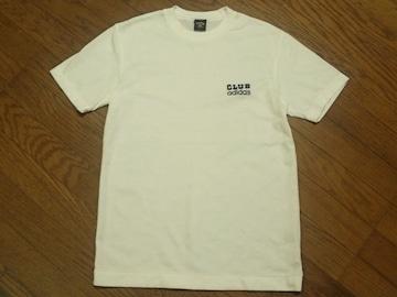 オールド¶CLUB adidas[アディダス]★BIO-FIX半袖Tシャツ/送料\90〜