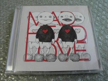 米津玄師『MAD HEAD LOVE/ポッピンアパシー』初回盤(CD+DVD)訳有