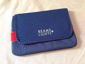 新品未使用BEAMS LIGHTバッグインクラッチバッグ