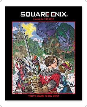 SQUARE ENIX★東京ゲームショウ2012 スクウェアエニックス