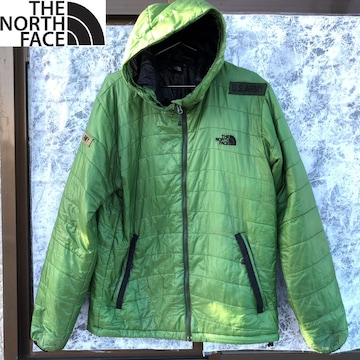 THE NORTH FACE プリマロフト機能中綿ナイロンジャケット